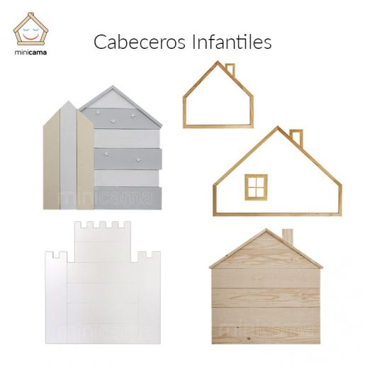 Cabeceros Infantiles