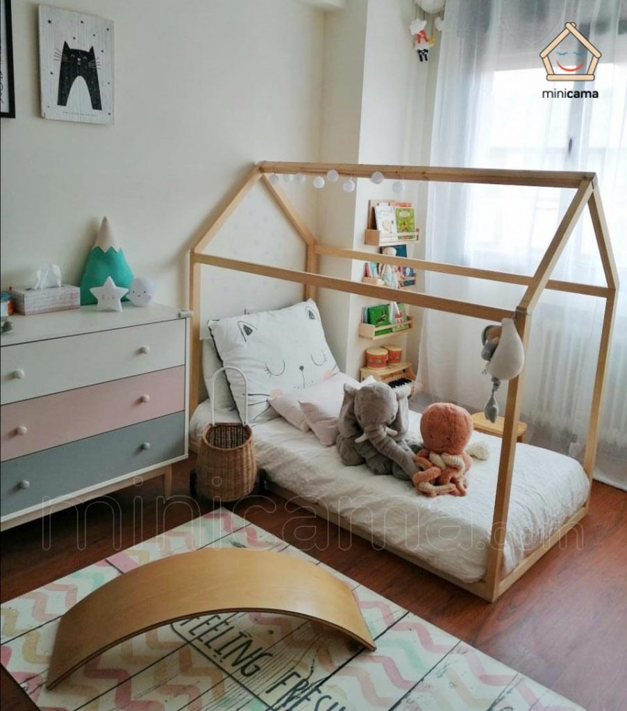 Mueble Montessori